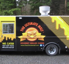 The Ultimate Melt truck picture